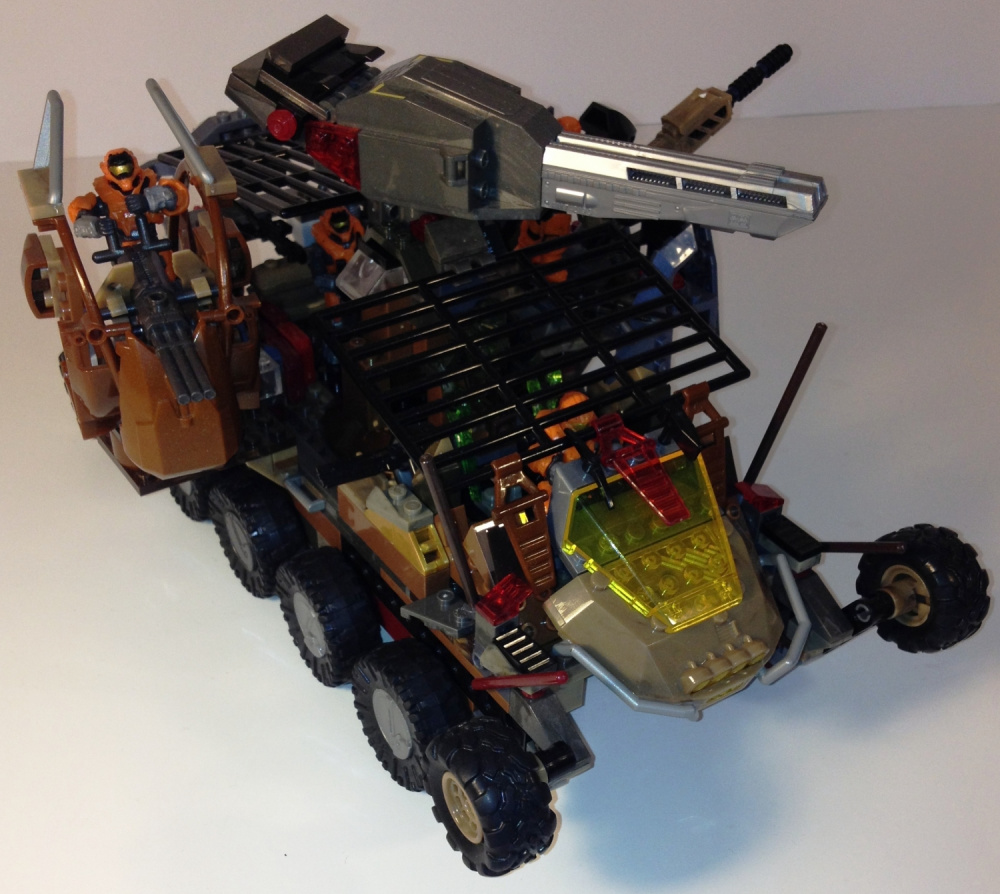 Image of: Mad Max Spartan Style