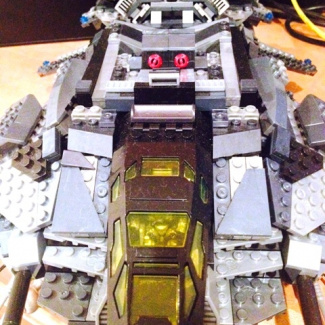 Image of: Space Vulture
