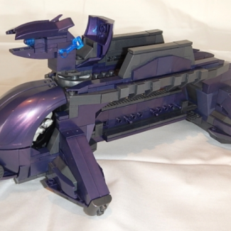 Image of: Game-accurate rebuild of the MB Covenant Shadow