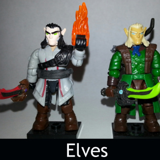 Image of: Elves
