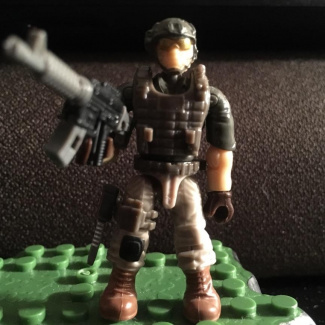 Image of: Custom Iconic Characters -Quick Customs-
