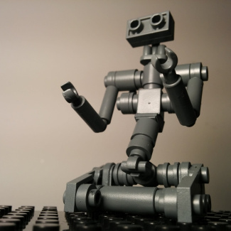 Image of: Short Circuit: Johnny 5