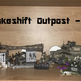 Image of: Makeshift Outpost/Armory - V2