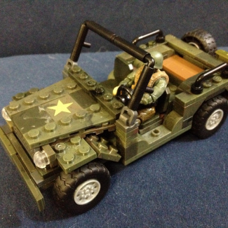 Image of: Willys Jeep V2