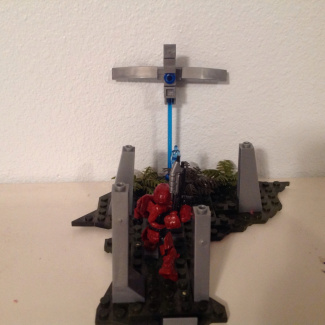 Image of: Halo Moc: Revival
