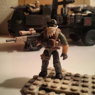 Image of: DS Navy Seal comp entry