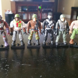 Image of: 5 Joes and a Cobra.
