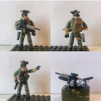 Image of: Completed Special Forces Operator