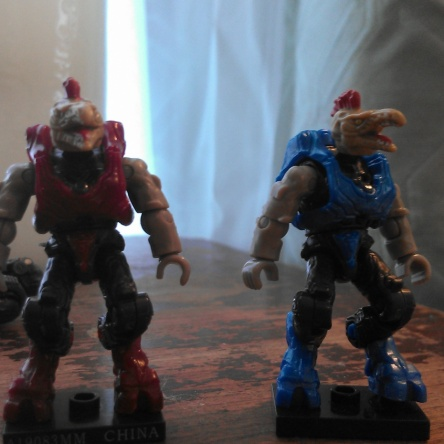 Breaker Jackal Blue And Red