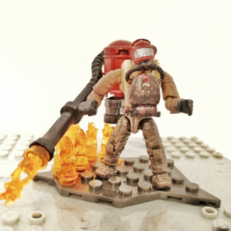 Image of: Flamethrower