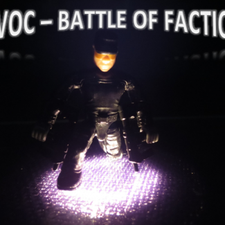 Image of: Havoc - Battle of Factions: Choosing a Hero