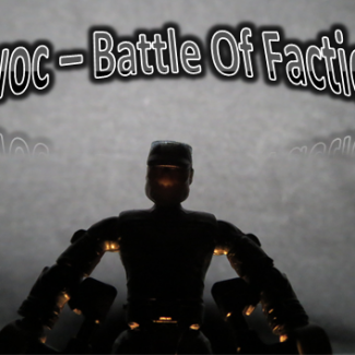 Image of: Havoc - Battle of Factions: Choosing a Hero. Part 2