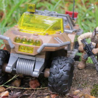 Image of: 4x4 Build Off!
