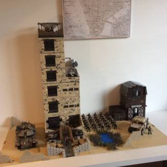 Image of: Battlescape contest entry