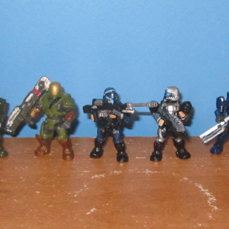 Custom Halo Guns Pt. 3