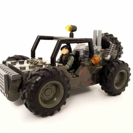 4x4 BUILD OFF: Buggy
