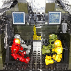 Image of: Elephant Troop Transport Armory