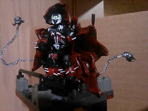 Image of: Spawn