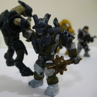 Image of: Custom Brute Captain