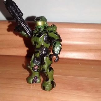 Image of: master chief (coustom)