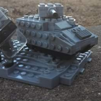 Image of: Micro fleet M2A2 Bradley