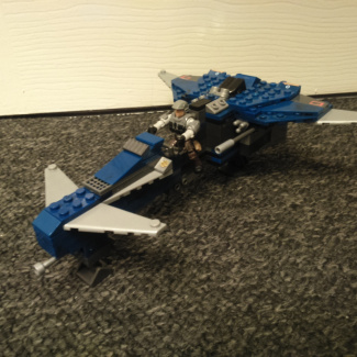 Image of: The No Environment Medium Ordanance repairship (NEMO), modified for combat from Spartan Story.