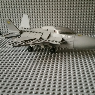 Image of: Fighter jet