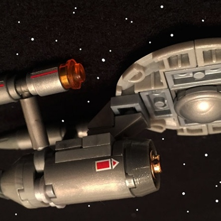 USS Enterprise – Star Trek Micro Fleet