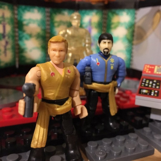 Image of: Mirror Universe has a visitor!