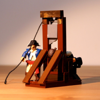 Image of: Guillotine