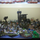 Image of: WW2 project complete