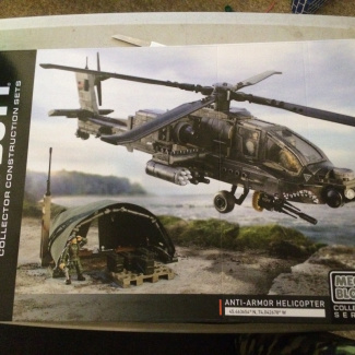 Image of: New Anti-Armor Helicopter