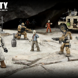 Image of: cod dioramas