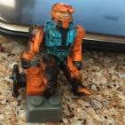Image of: Custom soldier. (Flames of glory