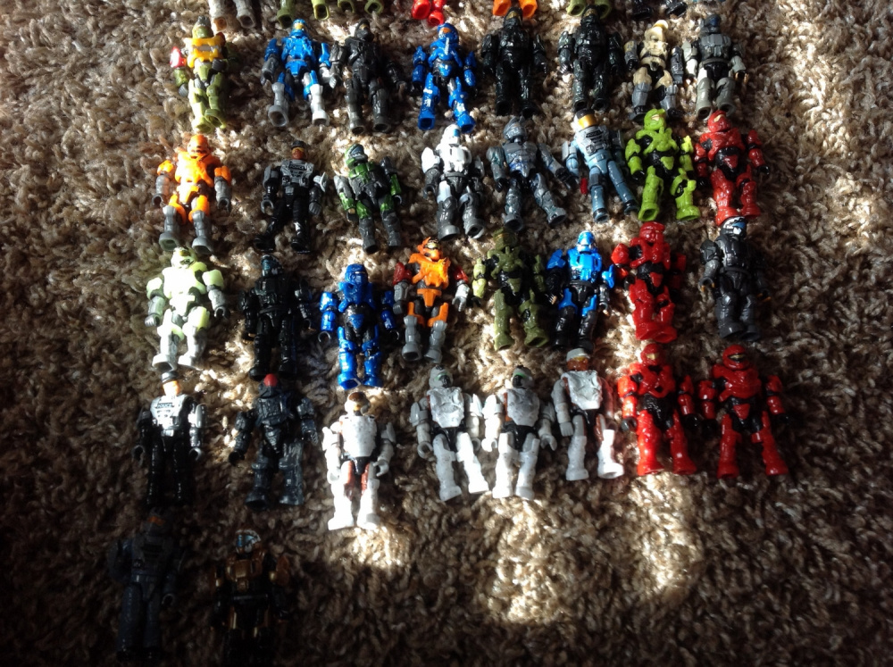 Image of: All my figs