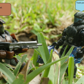 Image of: The ODST-The Pick up
