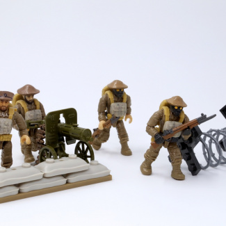 Image of: World War I British Battle Pack