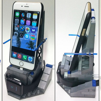 Image of: Apple Watch/iPhone Charging Stand