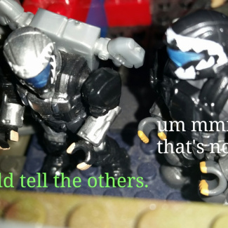 Image of: Unknow patrol part 11