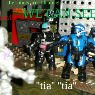 Image of: Unknow patrol part 12