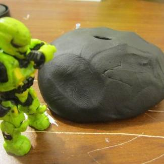 Image of: Soldierz- the blob 1/2
