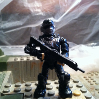 Image of: Custom Marine Commander