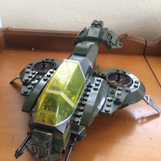 Image of: UNSC Wasp