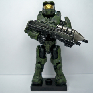 Image of: The Master Chief Halo2/3 MkVI armor