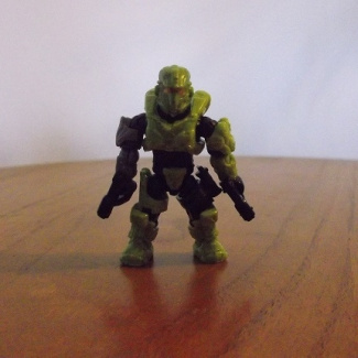 Image of: Custom Figure from UNSC standoff