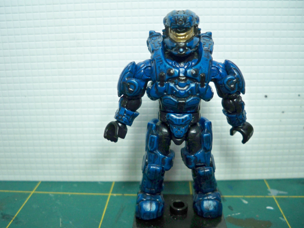 Game accurate Spartan IV Enforcer
