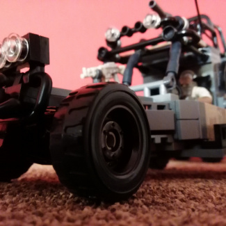 Image of: military dune buggy