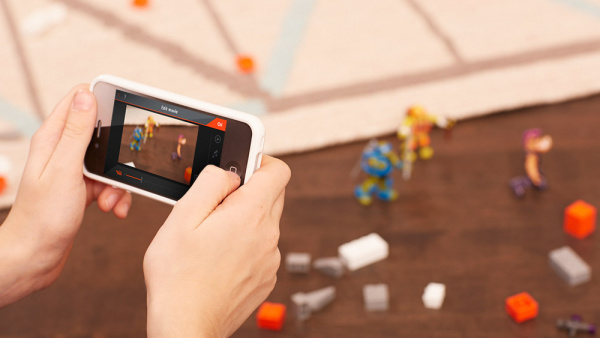 Make movie magic with our stop motion app!