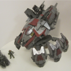 Image of: Custom Halo wars 2 Blisterback