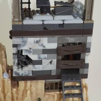 Abandoned outpost (Hope is lost....) MOC